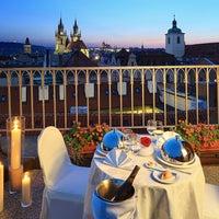 Photo taken at Grand Hotel Bohemia by Grand Hotel Bohemia on 1/7/2016