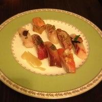 Photo taken at Yashin Sushi by Maral on 1/31/2013