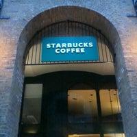 Photo taken at Starbucks by Martina L. on 10/13/2012