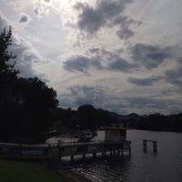 Photo taken at Marina Labe by Josef B. on 8/23/2014