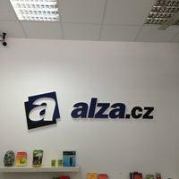 Photo taken at Alza.cz by Josef B. on 8/28/2013