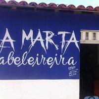 Photo taken at la marta cabeleireira by Rodrigo L. on 10/9/2012