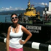 Photo taken at Batumi by Alla C. on 5/27/2013