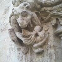 Photo taken at Llotja de la Seda by Modesto P. on 11/25/2012