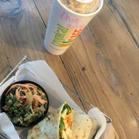 Photo taken at Tropical Smoothie Cafe by Christopher V. on 3/23/2016