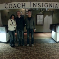 Photo taken at Coach Insignia by Christopher V. on 3/1/2014