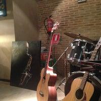 Photo taken at Café Dacapo by Alvaro C. on 9/17/2013