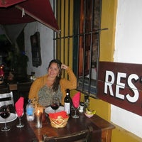 Photo taken at Restaurant Dos Puertos by Anna Raphaella E. on 8/26/2014