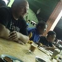 Photo taken at Norfatihah Seafood by Rahimi on 12/6/2013