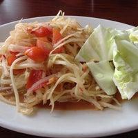 Photo taken at Savatdee Thai & Lao Cuisine by Autumn on 4/17/2013
