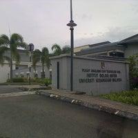 Photo taken at Universiti Kebangsaan Malaysia (UKM) by Hariz F. on 2/15/2013