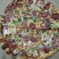 Photo taken at Domino's Pizza by Duygu on 12/10/2012