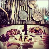 Photo taken at Three Monkeys Coffee & Tea House by Nadiah Z. on 6/20/2013