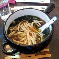 Photo taken at Sushi Garden by Claudiu A. on 3/30/2014