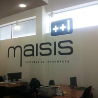 Photo taken at Maisis - Information Systems by Tiago O. on 9/16/2014