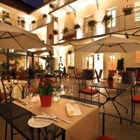 Photo taken at Platina Restaurant & Garden by Platina Restaurant & Garden on 10/3/2013