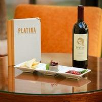 Photo taken at Platina Restaurant & Garden by Platina Restaurant & Garden on 5/2/2014