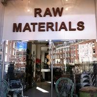 Снимок сделан в Raw Materials - The home store пользователем Pete F. 9/19/2012