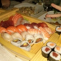 Photo taken at Tao Sushi Restaurant by Giulia G. on 10/26/2012