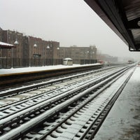 Photo taken at MTA Subway - 167th St (4) by Samantha B. on 3/8/2013
