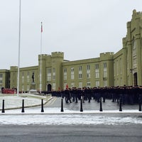 Photo taken at Virginia Military Institute by Margo on 1/14/2015