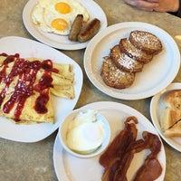 Photo taken at Moni's Restaurant by Margo on 11/2/2014