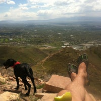 Photo taken at The Living Room Hike by Myles C. on 5/7/2013