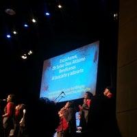 Photo taken at Iglesia Bautista Internacional by Erlin A. on 9/21/2014