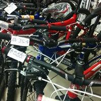 Photo taken at Mega Ciclos by Carlos on 12/3/2012