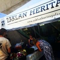 Photo taken at Surrey Urban Farmers Market by Daman B. on 7/10/2014