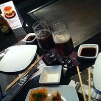 Photo taken at Sushi Itto by Lorenza R. on 10/18/2012