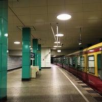 Photo taken at S Anhalter Bahnhof by Moog T. on 12/29/2017
