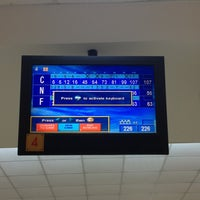 Photo taken at Bowling by Güneş Ceren on 3/22/2013