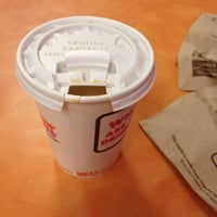 Photo taken at Dunkin' Donuts by Luis on 2/18/2013