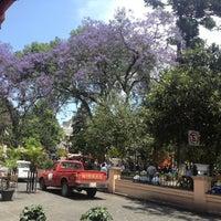 Foto diambil di Parque Miguel Hidalgo oleh Fernando M. pada 4/14/2013