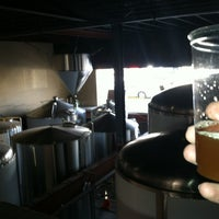 Photo taken at Mike Hess Brewing by Patrick M. on 1/10/2013