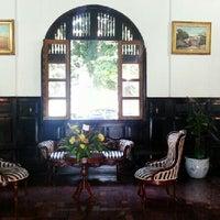 Photo taken at Club Hogar Canario by Elanih on 7/25/2013