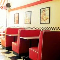 Photo taken at La Merienda Diner by Manuel R. on 10/23/2012