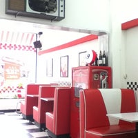 Photo taken at La Merienda Diner by Manuel R. on 5/20/2013