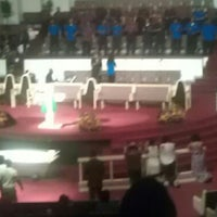 Photo taken at Christian Chapel Temple Of Faith by Dalyce K. on 9/23/2012