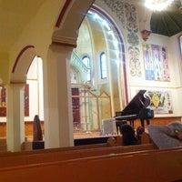 Photo taken at Sinagoga by Elena C. on 10/22/2012