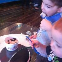 Photo taken at Frozen Planet Yogurt by Vanessa P. on 5/26/2013