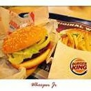 Photo taken at Burger King by Ахмед С. on 1/11/2013