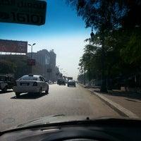 Photo taken at Corniche El Maadi by Ахмед С. on 11/8/2012