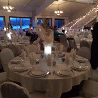 Photo taken at Cranston Country Club by Couture B. on 3/8/2014