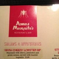 Photo taken at Amos Mosquitos by Erika F. on 10/5/2012