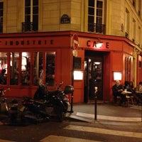 Photo taken at Café de l'Industrie by Alberto R. on 5/6/2013