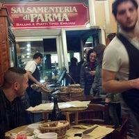 Foto scattata a Salsamenteria di Parma da Mike K. il 1/5/2013