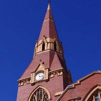 Photo taken at St John's Anglican Church by Jordon C. on 4/15/2014