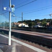 Photo taken at Gare SNCF d'Arcachon by Aurélien R. on 9/1/2016